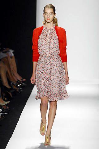Carolina Herrera Spring 2008 Ready-to-wear Collections - 003