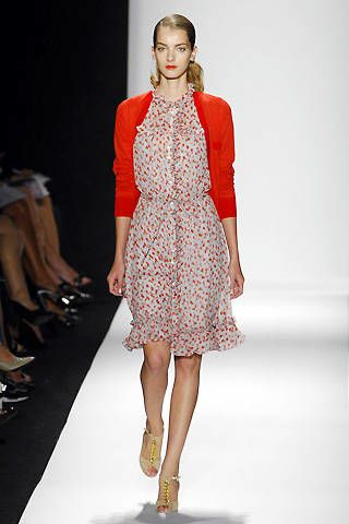 Carolina Herrera Spring 2008 Ready-to-wear Collections - 003