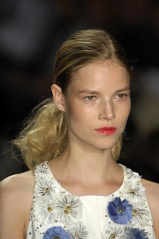 Carolina Herrera Spring 2008 Ready-to-wear Detail - 002