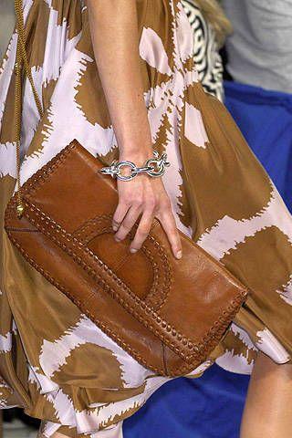 Diane von Furstenberg Spring 2008 Ready-to-wear Detail - 003