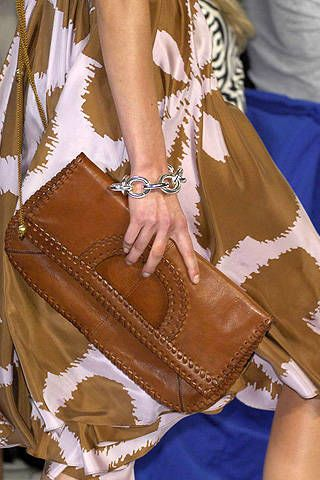 Diane von Furstenberg Spring 2008 Ready-to-wear Detail - 003