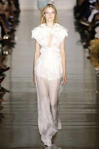 Jill Stuart Spring 2008 Ready-to-wear Collections - 002