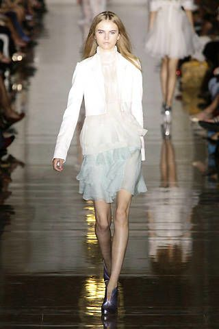 Jill Stuart Spring 2008 Ready-to-wear Collections - 003