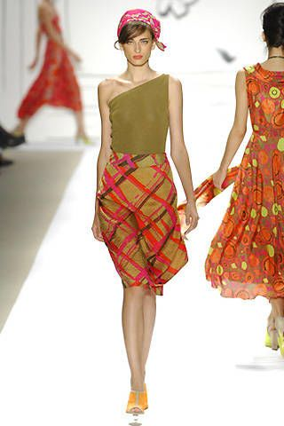 Nanette Lepore Spring 2008 Ready-to-wear Collections - 002