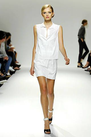 Narciso Rodriguez Spring 2008 Ready-to-wear Collections - 002