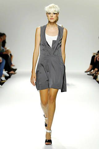 Narciso Rodriguez Spring 2008 Ready-to-wear Collections - 003