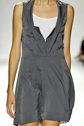 Narciso Rodriguez Spring 2008 Ready-to-wear Detail - 003