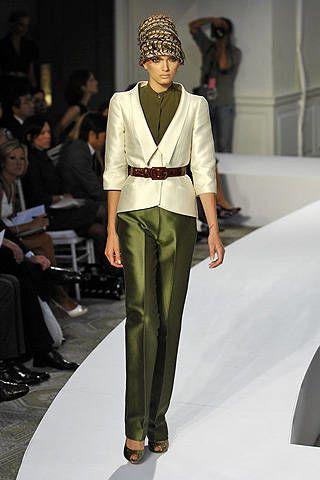 Oscar de la Renta Spring 2008 Ready-to-wear Collections - 003