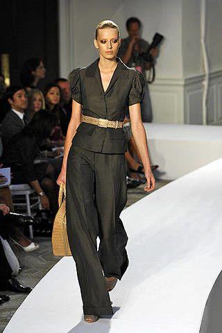 Oscar de la Renta Spring 2008 Ready-to-wear Collections - 004