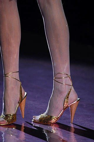 Betsey Johnson Spring 2008 Ready-to-wear Detail - 002