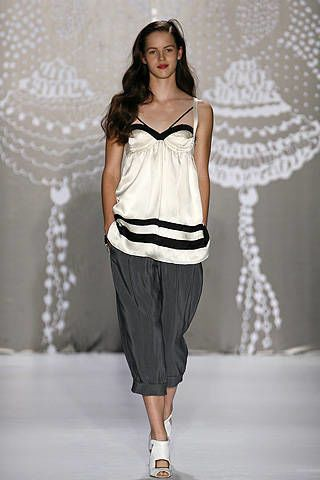 Twinkle by Wenlan Spring 2008 Ready-to-wear Collections - 002