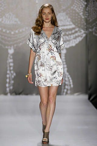 Twinkle by Wenlan Spring 2008 Ready-to-wear Collections - 003