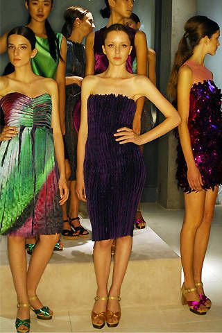 Vivienne Tam Spring 2008 Ready-to-wear Collections - 002