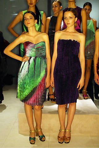 Vivienne Tam Spring 2008 Ready-to-wear Collections - 003
