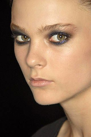 Anna Sui Spring 2008 Ready-to-wear Backstage - 003
