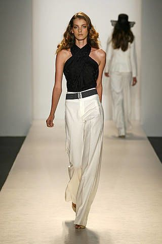 Chaiken Spring 2008 Ready-to-wear Collections - 002