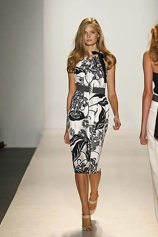 Chaiken Spring 2008 Ready-to-wear Collections - 003