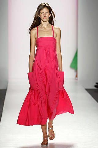 Cynthia Steffe Spring 2008 Ready-to-wear Collections - 002