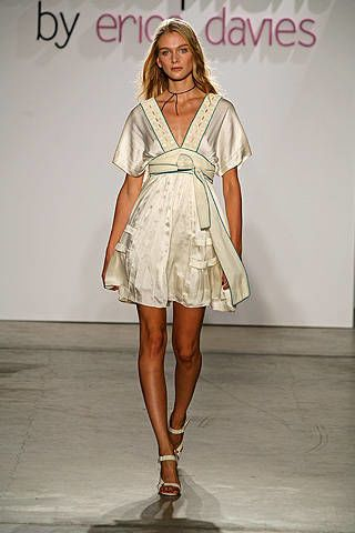 Development by Erica Davies Spring 2008 Ready-to-wear Collections - 003
