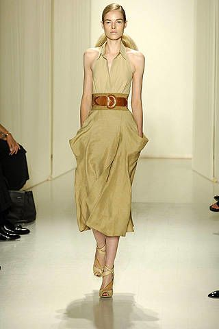 Donna Karan Spring 2008 Ready-to-wear Collections - 002