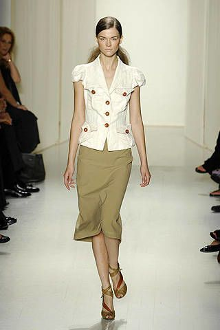 Donna Karan Spring 2008 Ready-to-wear Collections - 003