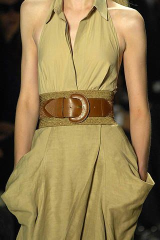 Donna Karan Spring 2008 Ready-to-wear Detail - 002