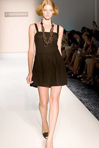 H Fredriksson Spring 2008 Ready-to-wear Collections - 002