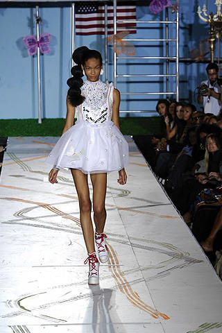 Heatherette Spring 2008 Ready-to-wear Collections - 002