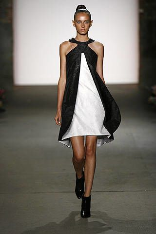 Rubin Singer Spring 2008 Ready-to-wear Collections - 002