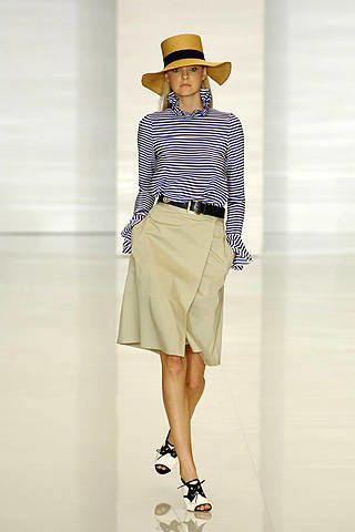 Tommy Hilfiger Spring 2008 Ready&#45&#x3B;to&#45&#x3B;wear Collections &#45&#x3B; 002