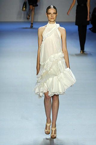 Zac Posen Spring 2008 Ready-to-wear Collections - 002