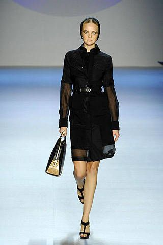 Zac Posen Spring 2008 Ready-to-wear Collections - 003