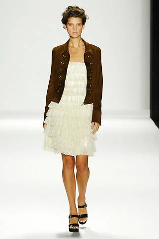 Carmen Marc Valvo Spring 2008 Ready-to-wear Collections - 002