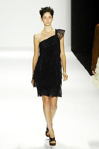 Carmen Marc Valvo Spring 2008 Ready-to-wear Collections - 003