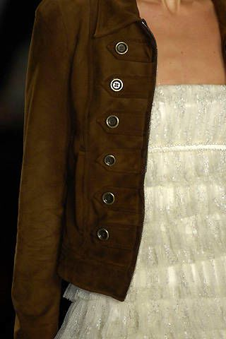 Carmen Marc Valvo Spring 2008 Ready-to-wear Detail - 003