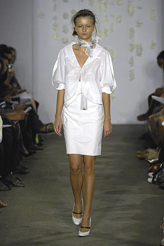 Chris Han Spring 2008 Ready-to-wear Collections - 002