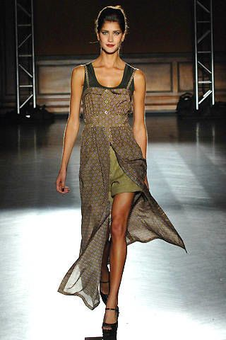 James Coviello Spring 2008 Ready-to-wear Collections - 002