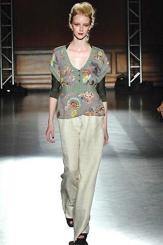 James Coviello Spring 2008 Ready-to-wear Collections - 003