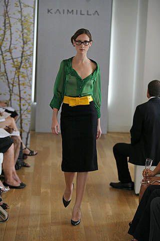 Kai Milla Spring 2008 Ready&#45&#x3B;to&#45&#x3B;wear Collections &#45&#x3B; 002