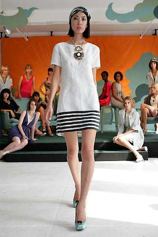Marie Marie Spring 2008 Ready-to-wear Collections - 002