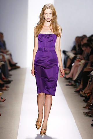 Reem Acra Spring 2008 Ready-to-wear Collections - 003