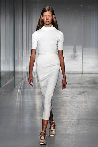 Calvin Klein Spring 2008 Ready-to-wear Collections - 002