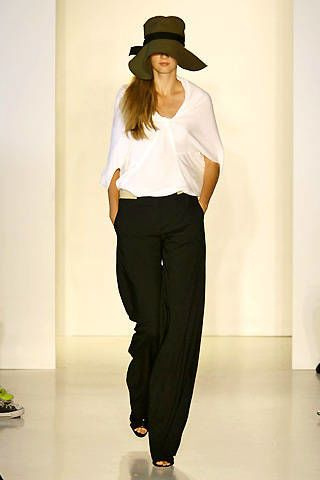 Yigal Azrouël Spring 2008 Ready-to-wear Collections - 003