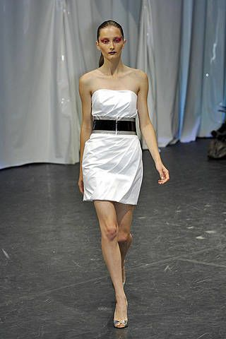 Ashley Isham Spring 2008 Ready-to-wear Collections - 002