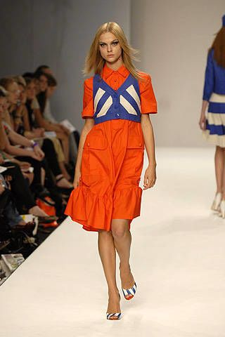Eley Kishimoto Spring 2008 Ready-to-wear Collections - 002