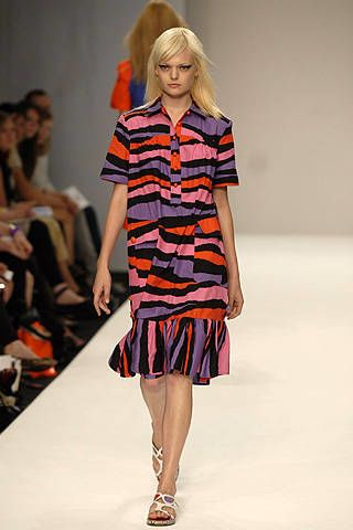 Eley Kishimoto Spring 2008 Ready-to-wear Collections - 003