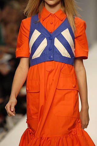 Eley Kishimoto Spring 2008 Ready-to-wear Detail - 002