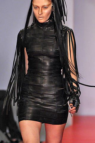Gareth Pugh Spring 2008 Ready-to-wear Detail - 003