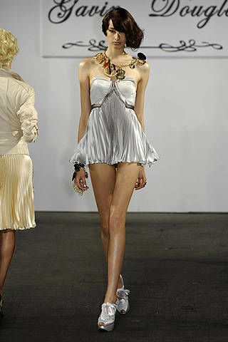Gavin Douglas Spring 2008 Ready-to-wear Collections - 002