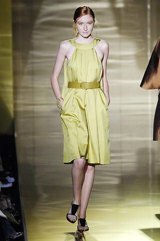 Jasper Conran Spring 2008 Ready-to-wear Collections - 002